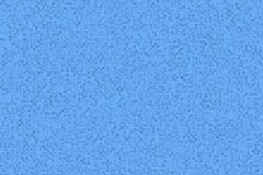 Abstract Blauw 3d Geometrisch Klein Kubus Achtergrondontwerppatroon vector illustratie