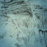 Abstract blauw die achtergrond schillen Royalty-vrije Stock Afbeeldingen
