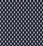 Abstract blauw en zwart exclusief behang Royalty-vrije Stock Foto