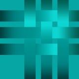 Abstract blauw lint op blauw Royalty-vrije Stock Foto's