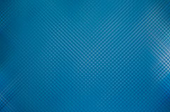 Abstract blauw netpatroon als achtergrond Stock Afbeelding