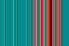 Abstract blauw rood lijnen en ontwerp, textielpatroon Stock Fotografie