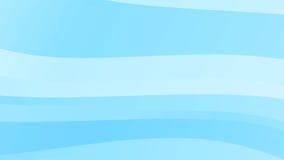 Abstract blauw strepenbehang royalty-vrije illustratie