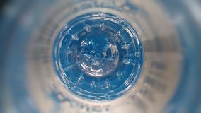 Abstract blauw waterontwerp Royalty-vrije Stock Foto's