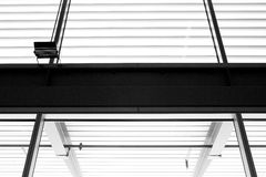 Abstract Blinds Royalty Free Stock Images