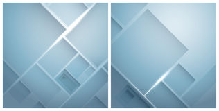 Abstract block background Stock Photography