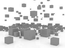 Abstract blocks Stock Photography