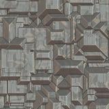 Abstract blocks Royalty Free Stock Image