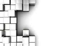 Abstract blocks Royalty Free Stock Photo
