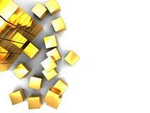 Abstract blocks Stock Photos