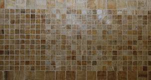 Abstract blocks background. Fragment of mosaic furnish of the wall Stock Image