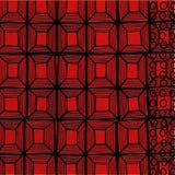 Abstract Blocks and Circles Background Royalty Free Stock Photo