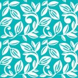 Abstract bloemenornament Royalty-vrije Stock Afbeelding