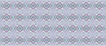 Abstract Bloemenornamentpatroon Royalty-vrije Stock Afbeelding
