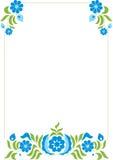 Abstract bloemenpatroon Stock Foto's