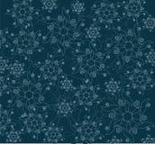Abstract bloemenpatroon Royalty-vrije Stock Foto's