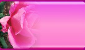 Abstract bloemmalplaatje als achtergrond voor website, banner, adreskaartje, uitnodiging Abstract het malplaatjeontwerp van de in stock afbeelding