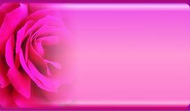 Abstract bloemmalplaatje als achtergrond voor website, banner, adreskaartje, uitnodiging Abstract het malplaatjeontwerp van de in royalty-vrije stock foto's