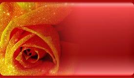 Abstract bloemmalplaatje als achtergrond voor website, banner, adreskaartje, uitnodiging Abstract het malplaatjeontwerp van de in royalty-vrije stock foto