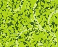Abstract bloempatroon Stock Afbeeldingen