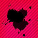 Abstract blot background Royalty Free Stock Images