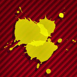 Abstract blot background Royalty Free Stock Photo