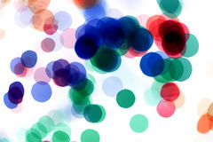 Abstract blot dot background Royalty Free Stock Photos