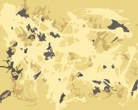 Abstract Blots Splatter Artistic Background Stock Photo