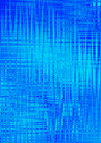 Abstract_blue Royalty Free Stock Photography