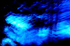 Abstract Blue Stock Image
