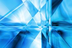 Abstract blue Royalty Free Stock Images