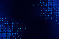 Abstract Blue royalty free illustration