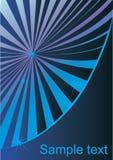 abstract blue Στοκ εικόνα με δικαίωμα ελεύθερης χρήσης