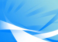 Abstract blue background. With lines stock illustration