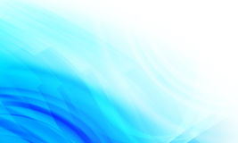Abstract blue background. From shapes with spase for sample  text Royalty Free Stock Image