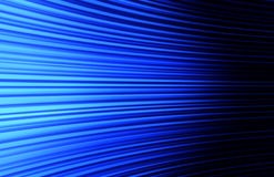 Abstract Blue Banner Background stock photography