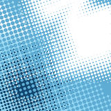 Abstract blue background. With dots elements. illustration Royalty Free Stock Photos
