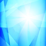 Abstract blue background. Royalty Free Stock Photo