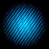 Abstract blue background. Clip-art Stock Photography