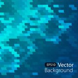 Abstract blue background_2. Vector  background.  You can use for your website or your disign Royalty Free Stock Photos
