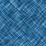 Abstract blue background. Abstract bueish background of diagonally crossing random lines royalty free illustration