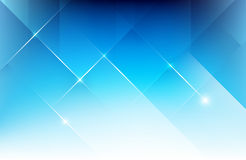 Abstract blue background with basic geometry shape low poly styl. E and ligting effect vector eps 10 vector illustration