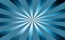 Abstract blue background. Beautiful lines and blur Stock Photo
