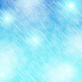Abstract blue background. Beautiful background for your business royalty free illustration