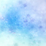 Abstract blue background. Abstract background of blurred blue hues Stock Image