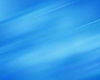 Abstract blue background with blurred lines Stock Photo
