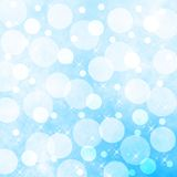 An abstract  blue background Royalty Free Stock Photography