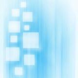 Abstract blue background, Business card, Wave stripes, design el vector illustration
