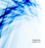 Abstract  Blue Background, Concept Template Royalty Free Stock Photography
