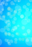 Abstract blue background with defocused bokeh, blur texture with Royalty Free Stock Photo